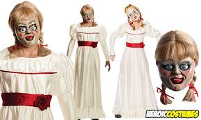 annabelle costume annabelle 2 creation costume heroic costumes