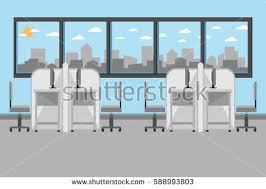 Room With Desk Office Place Stock Images Royalty Free Images U0026 Vectors