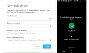 android device manager how to find lock or erase your blackberry priv from android