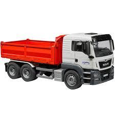 bruder man tgs construction dump truck educational toys planet