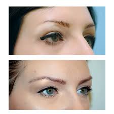 Hair Stroke Eyebrow Tattoo Nyc Ways To Fix Thinning Brows Eyebrows Makeup The Beauty