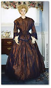 victorian dress 1850s victorian clothing