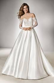 Pronovias Wedding Dress Prices Pronovias Wedding Dresses Spanish Style Designer Gowns Essex