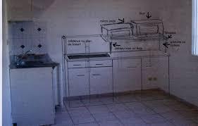 faire plan de cuisine cuisine r aliser un plan de travail carrel creer newsindo co