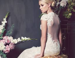 backless lace wedding dresses the 13 steamiest backless wedding dresses and gowns not to be missed