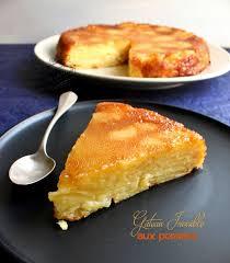 cuisine gateau aux pommes gâteau invisible aux pommes il était une fois la pâtisserie