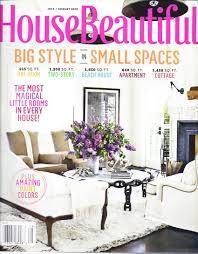 house beautiful magazine interior provisions