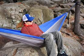 review 40 camping hammock straps included