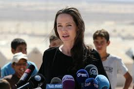 Immigration Special Angelina Jolie Speaks Out Against Trump Immigration Ban Time