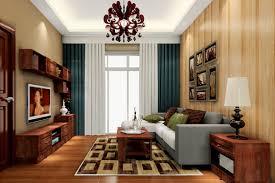 3d interior modern living room south korea 3d house