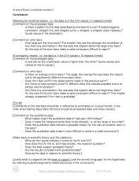 lab report conclusion template bioknowledgy dp bio lab report template