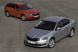 skoda octavia facelift getting 1 5 tsi