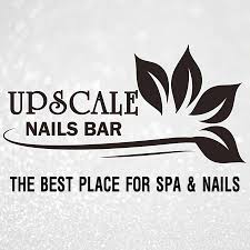 upscale nails bar home facebook