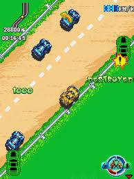 car crash racing java game for mobile car crash racing free