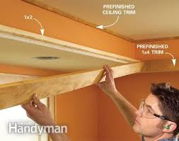 how to build cove lighting how to build a soffit box with recessed lighting kitchens