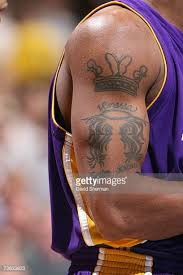 nba tattoos stock photos and pictures getty images