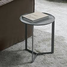 Metal Patio Side Table Side Table Metal Patio Side Table Silver Madras Drum Patio