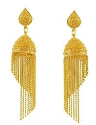 gold earrings jhumka design gold jhumka earrings design gold jewellery designs earrings jhumka
