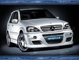 mercedes shop uk mercedes ml w163 front bumper
