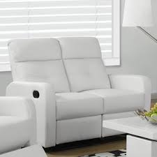 Love Seat Sofa by Reclining Loveseats U0026 Sofas You U0027ll Love Wayfair
