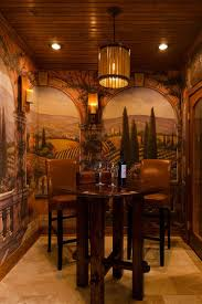 Tuscan Style Furniture by Connoisseur U0027s Delight 20 Tasting Room Ideas To Complete The Dream