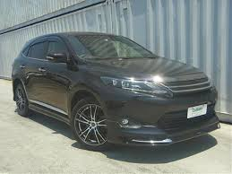 toyota harrier 2014 toyota harrier elegance executive driving premium suv used