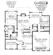 east shore house plan house plans by garrell associates inc