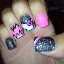 trendy nails 2013 whats right now u2013 angel brinks