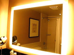 wall mounted hardwired lighted makeup mirror electric lighted makeup mirror electric lighted travel makeup mirror