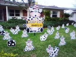 Birthday Lawn Decorations Turning 40 Need Funny Birthday Lawn Decorations In Tampa Florida