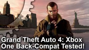 Gta 4 Memes - grand theft auto 4 xbox one backwards compatibility tested youtube