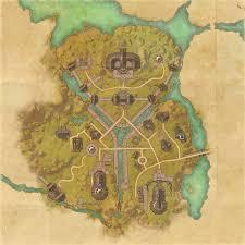 bal foyen treasure map tes map of auridon