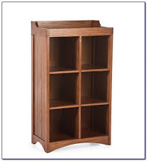 Oak Bookcases With Glass Doors Mission Oak Bookcase Glass Doors Bookcase Home Design Ideas