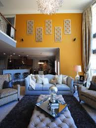 living room paint ideas with high ceiling bright living room