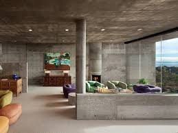 steve home interior steve martin s stellar 70s era concrete fortress costs 11m curbed