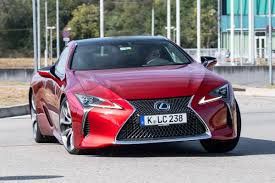 lexus new sports car new lexus lc 500 2017 review auto express