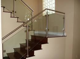 Wood Glass Stairs Design Glass Stair Railings Price Best Bedroom Ideas On Pinterest