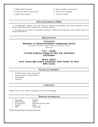 Resume Computer Science Examples by Digital Image Processing Resume Computer Science Sample Products