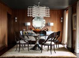 Crystal Chandelier For Dining Room by Contemporary Crystal Chandelier For Dining Room With Modern Dining
