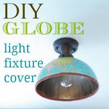 Globe Light Fixtures Diy Globe Light Fixturediy Show Diy Decorating And Home