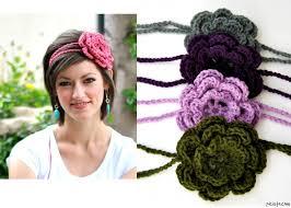 flowers for headbands how to crochet flowers for headbands crochet flower headbands