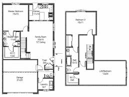 Townhome Floorplans Hawthorn Preserve Townhomes Mallow Home Construction