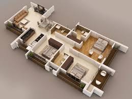 3 Bhk Home Design Layout Home Design 3bhk