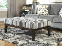 Ottoman Shelf by Coffee Table Coffee Table Upholstered Ottoman Leather Trendy
