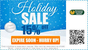 phoenix flower shops coupons 13 off coupon promo code oct 2017