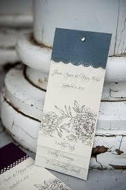 beautiful wedding programs vintage wedding beautiful wedding programs 2068815 weddbook