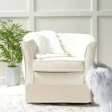 swivel accent chairs for living room two person chair with ottoman medium size of barrel swivel chairs