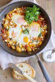 baked veggies u0026 egg breakfast u2013 best healthy calorie diet food