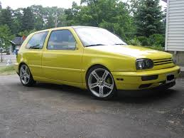 vwvortex com fs 1997 volkswagen golf cl yellow 160 800km