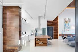 cuisine sur mesure montreal résidence privée lery mpa design design intérieur